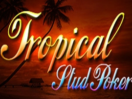 Tropical Stud Poker (Espresso)