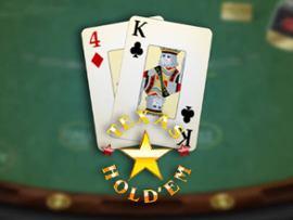 Texas Hold'em Poker (Espresso)