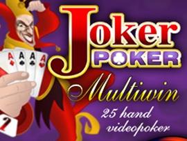 25H Joker Poker (Espresso)