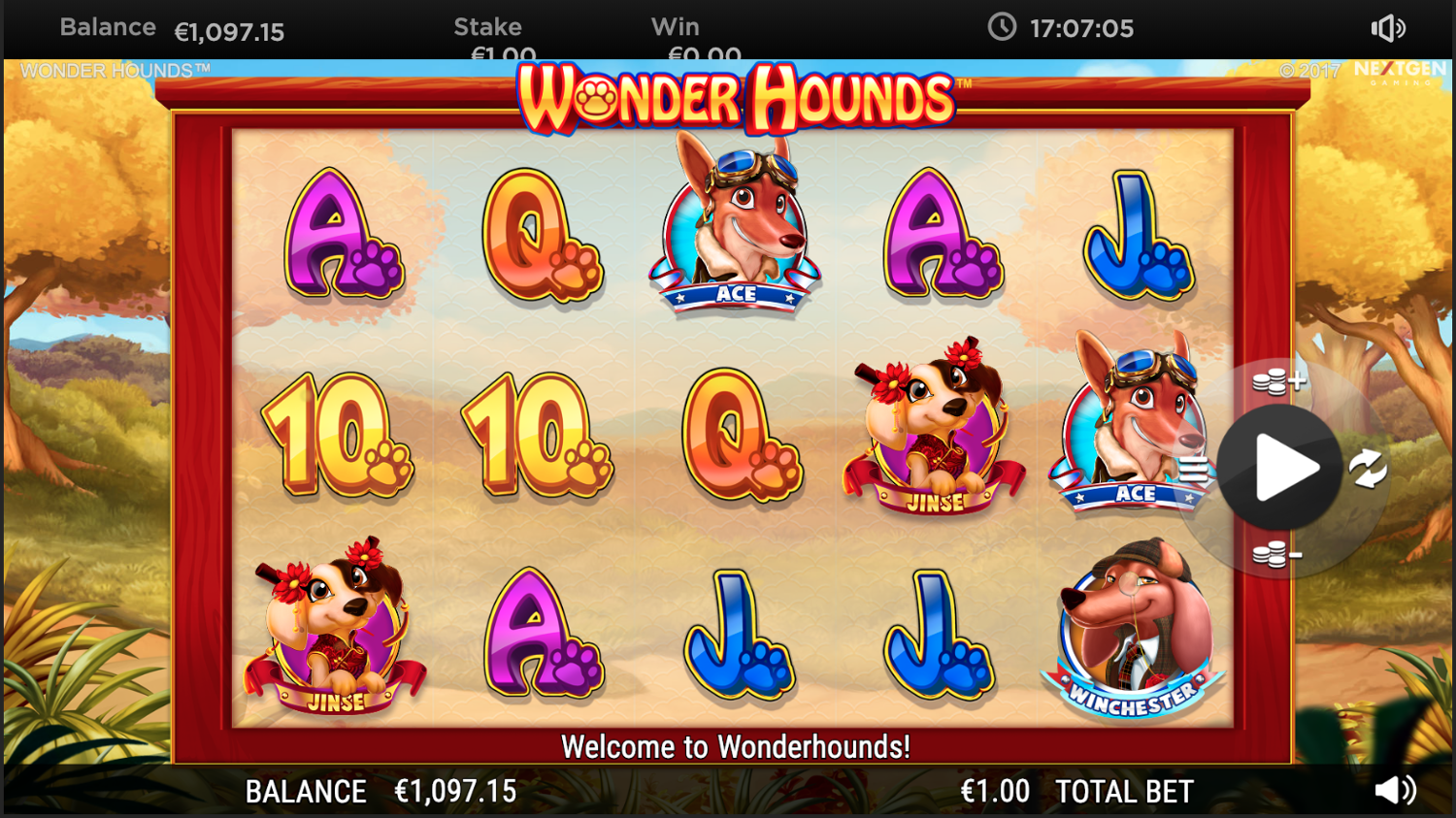 Wonder Hounds 95 high quality design