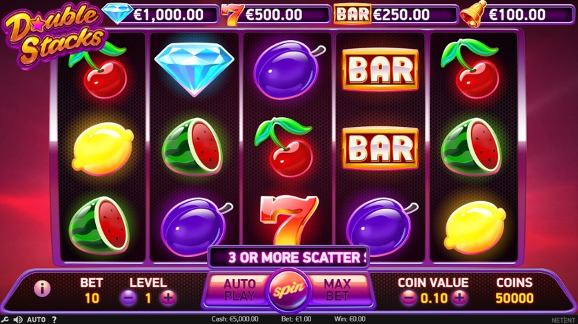No Need To Download Here To Play The Double Wammy Slot