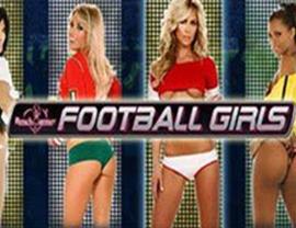 Bench Warmer Football Girls