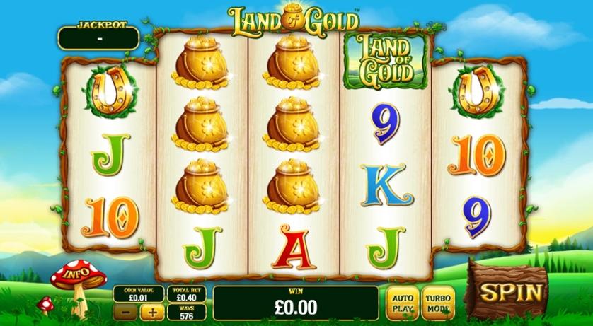 Spielen Sie Land Of Gold Kostenlos Im Demo Mode Von Playtech