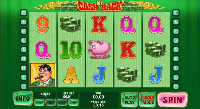Mr. Cashback. Cashback