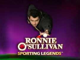 Ronnie O' Sullivan: Sporting Legends