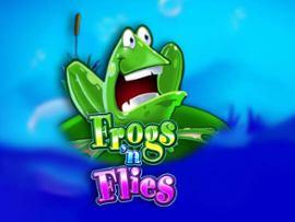 Frogs 'n Flies