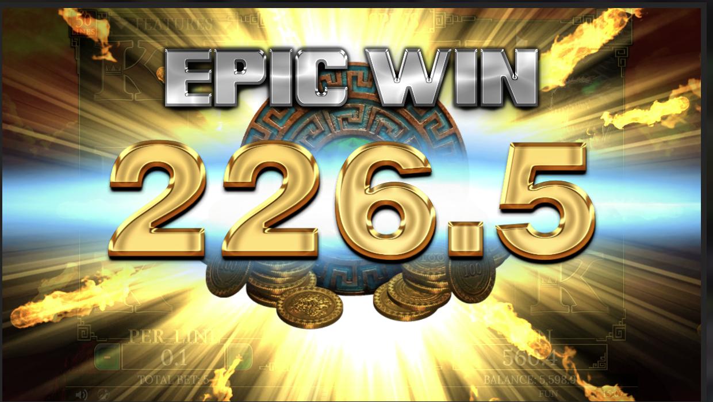 Demi Gods II Epic Win