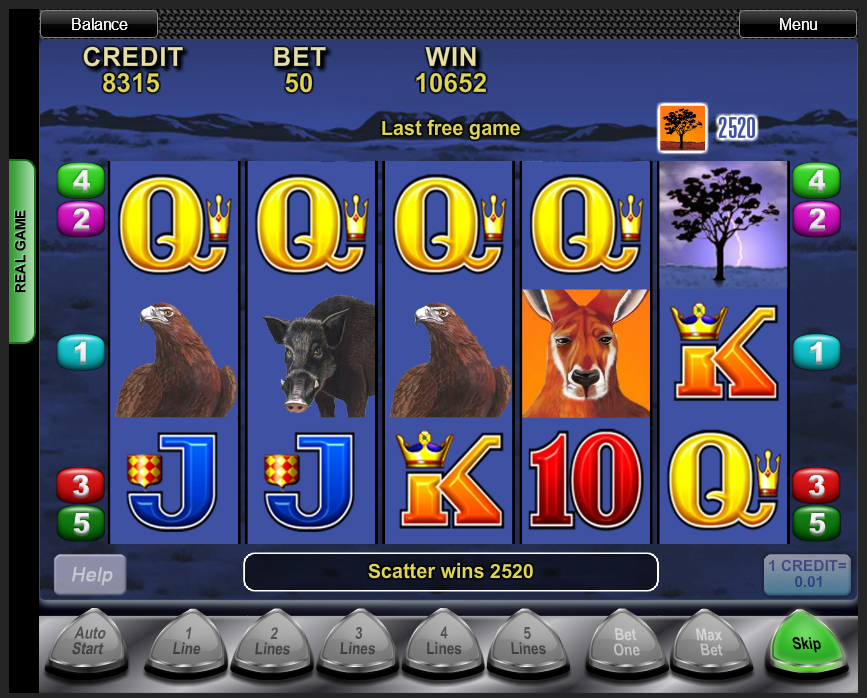 Big Red Huge win from free spins