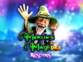 Merlin's Magic Respins (Dice)