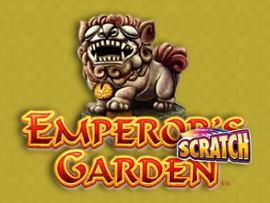 Emperors Garden / Scratch