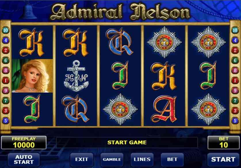Admiral casino demo