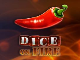 Dice on Fire