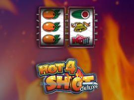 Hot 4 Shot Deluxe
