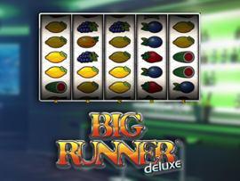Big Runner Jackpot Deluxe
