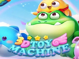 3D Toy Machine