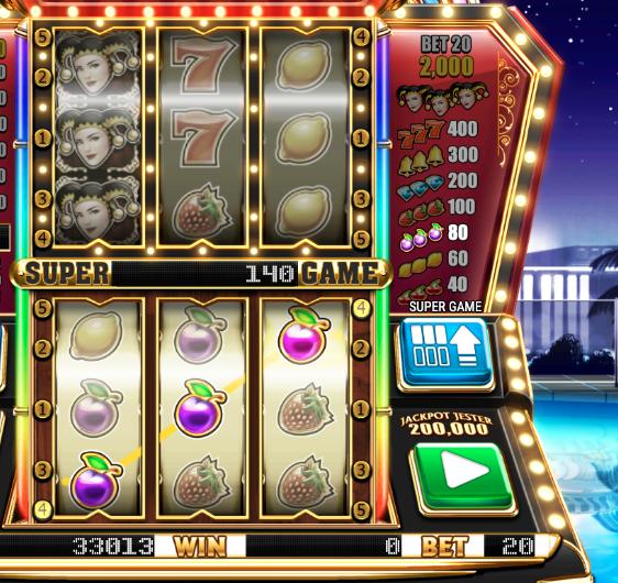 Jackpot Jester 200000 Betting options