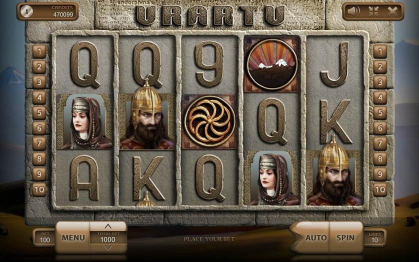 Spiele Urartu - Video Slots Online
