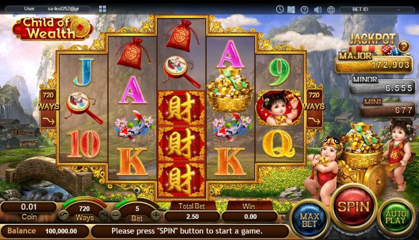 Try the Jean Wealth Slots with No Download Required
