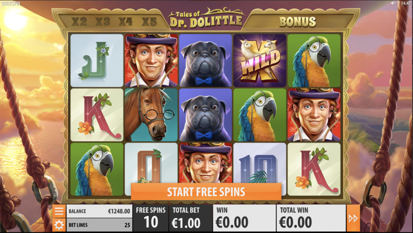 Tales of Dr. Dolittle. Dolittle
