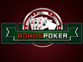 Bonus Poker (Single Hand)