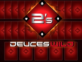 Deuces Wild (Five Hand)
