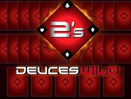 Deuces Wild (Five Hand)