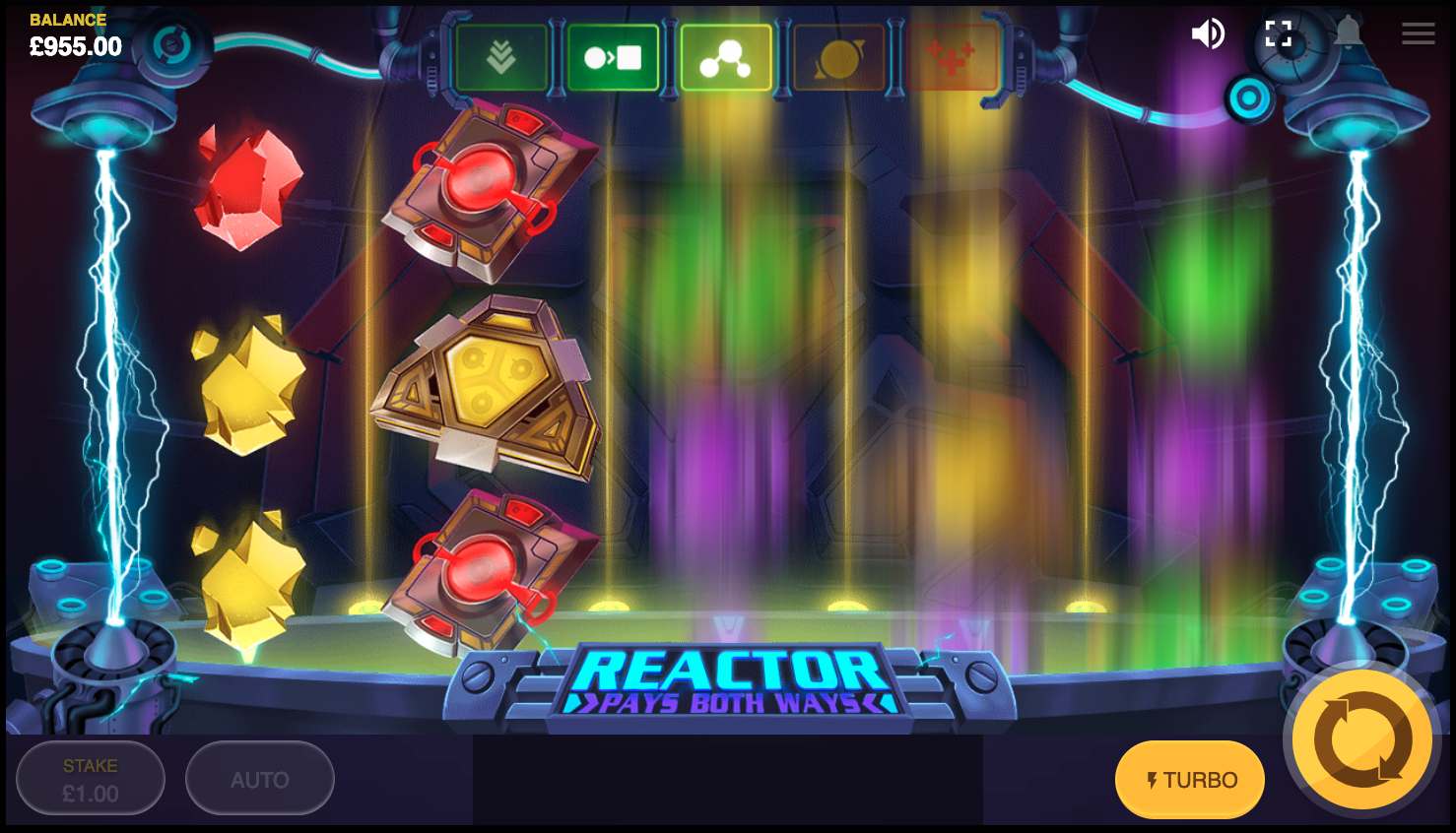 Reactor respin feature