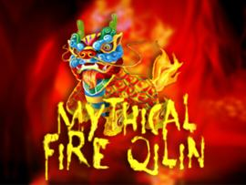 Mythical Fire Qilin