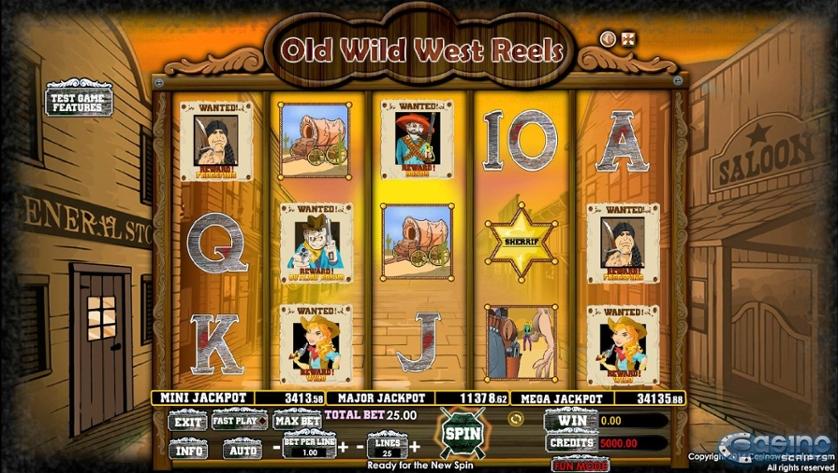 Old Wild West Reels.jpg