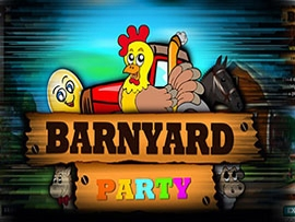 Barnyard Party MultiSpin Slot