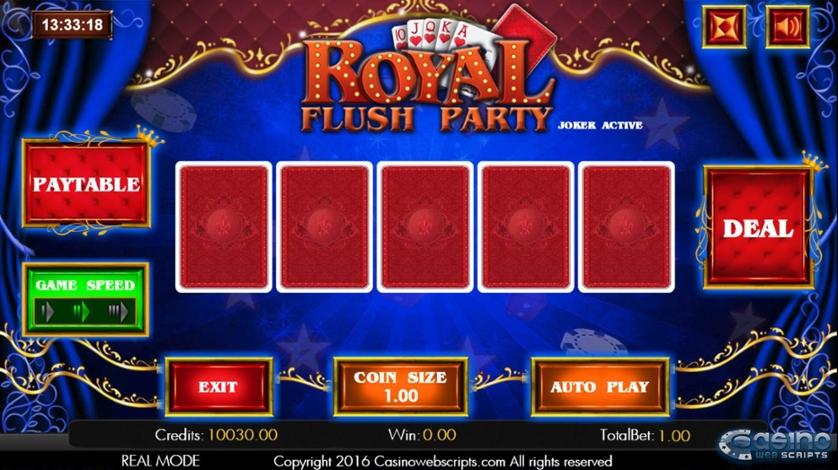 Royal Flush Party Video Poker.jpg