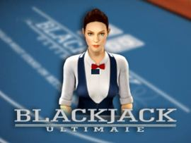 BlackJack Ultimate 3D Dealer