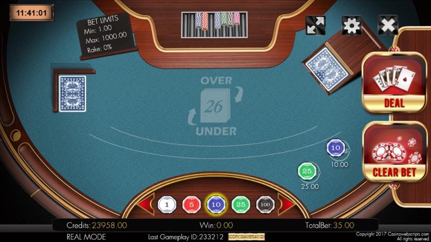 Over or Under 26 4Card Joker.jpg