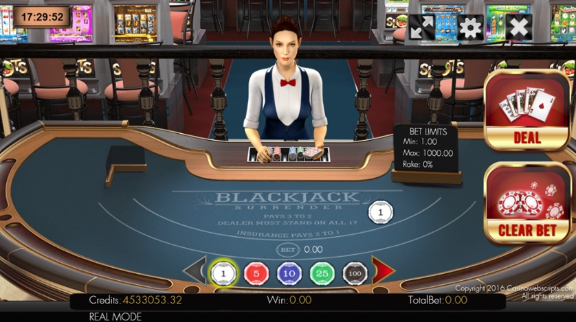 Blackjack 21 Surrender 3D Dealer.jpg