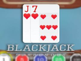 Blackjack 21 Surrender