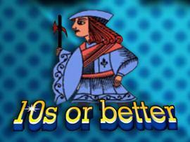 10s or better Video Poker