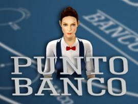Punto Banco 3D Dealer