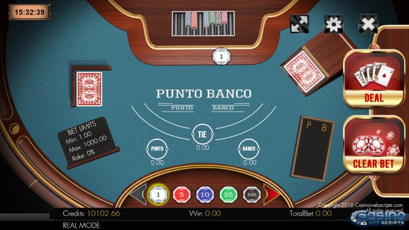Spiele Punto Banco Batticuore Privee - Video Slots Online