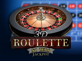 Jackpot Roulette No-Zero 3D Advanced