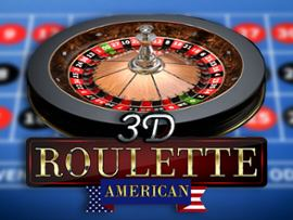 American Roulette 3D Advanced