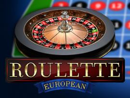 European Roulette 2D Advanced