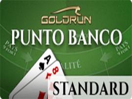 Punto Banco Standard