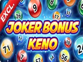 Joker Bonus Keno