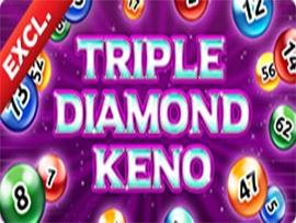 Triple Diamond Keno
