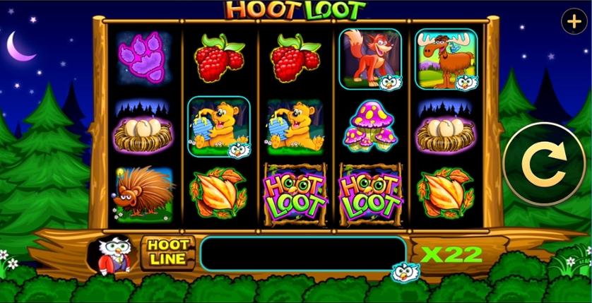 Hoot Of Loot