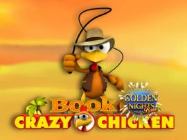 Book of Crazy Chicken - Golden Nights
