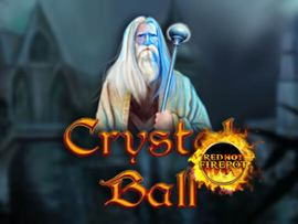 Crystal Ball - Red Hot Firepot