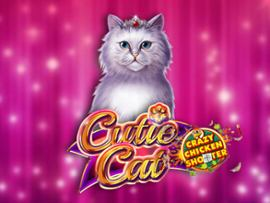 Cutie Cat - Crazy Chicken Shooter