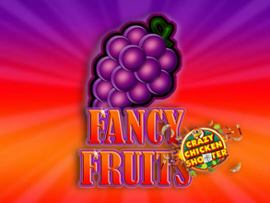 Fancy Fruits - Crazy Chicken Shooter