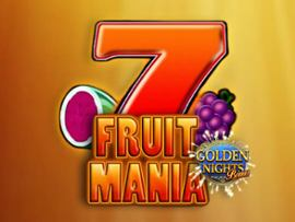 Fruit Mania - Golden Nights Bonus